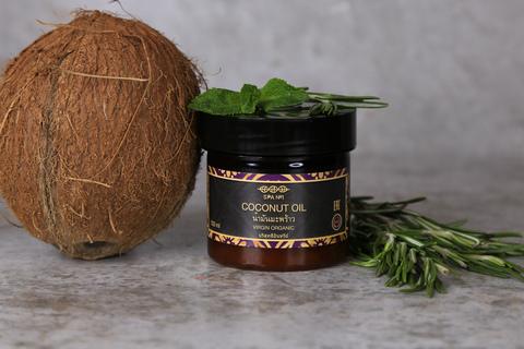 100% натуральное кокосовое масло девственное органик ПРЕМИУМ Spa№1 100 мл