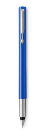 Перьевая ручка Parker Vector Standard F01, цвет: Blue