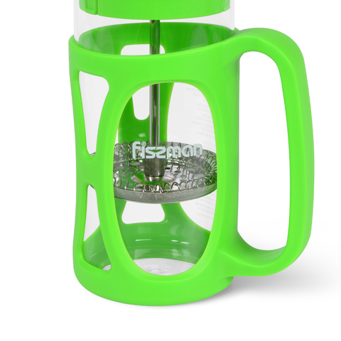 9034 FISSMAN Opera Чайник заварочный с поршнем 350 мл,  купить