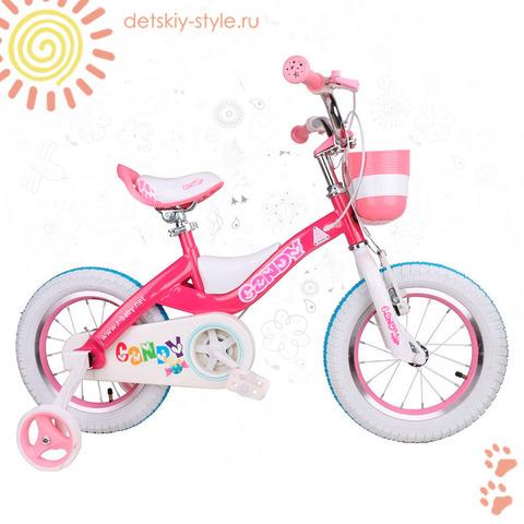 "Велосипед Royal Baby ""Candy Steel 16"" (Роял Беби)"