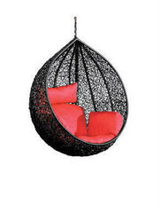 Подвесное кресло Tropica Black (без стойки)