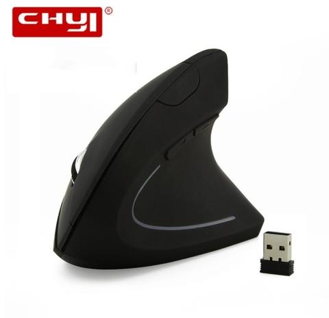 Беспроводная вертикальная мышь Chyi