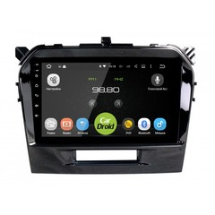 Штатная магнитола на Android 6.0 для Suzuki Vitara 2 Roximo CarDroid RD-3504F