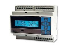 S203TA-Д; 3-х фазный сетевой анализ. До 500 В переменного тока  5 А, с фронтальным дисплеемS203TA-Д; 3-х фазный сетевой анализ. До 500 В переменного тока / 5 А, с фронтальным дисплеем