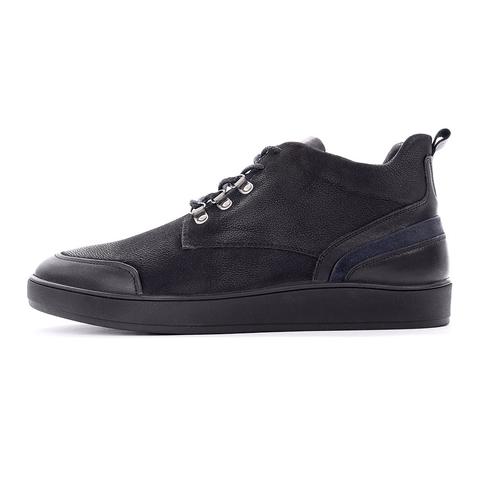 Черно-синие ботинки vorsh с мехом v922vm чер-син купить