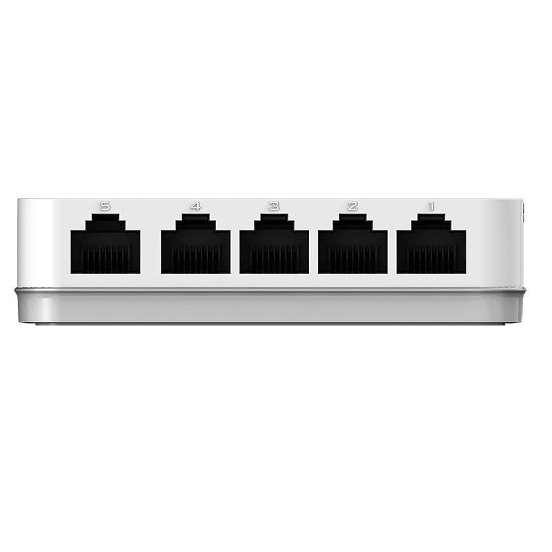 Коммутатор 5-ти портовый D-Link DGS-1005A/С