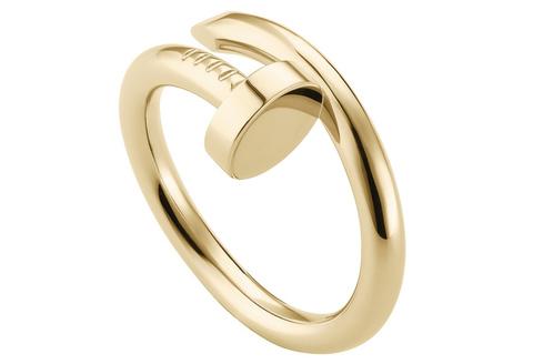 Кольцо Juste Un Clou Ring Yellow Gold