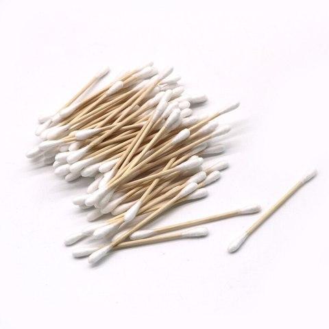 Бамбуковые ватные палочки