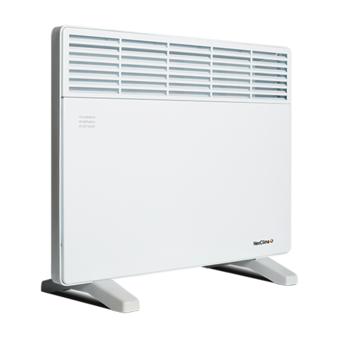 Электроконвектор NeoClima Comforte T 2,0 (zig-zag, с опорами)