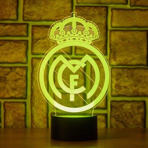 Ночник Реал Мадрид