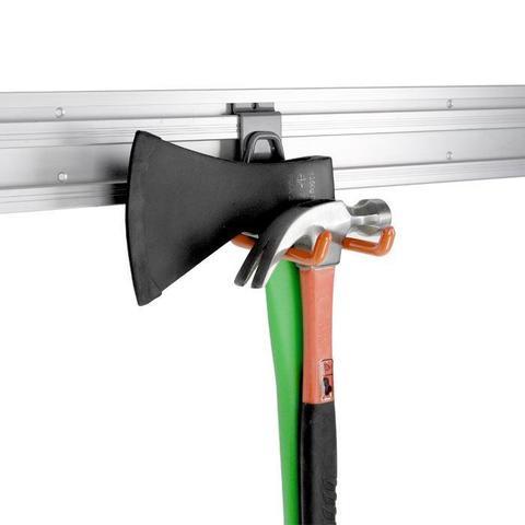 2-й средний (110 мм)  прорезиненный крюк GL04