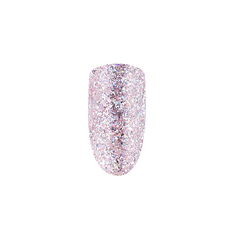 ONIQ Гель-лак 103 MIX: Dusty Pink Holographic Shimmer, 6 мл
