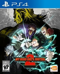 PS4 MY HERO ONE'S JUSTICE 2 (английская версия)