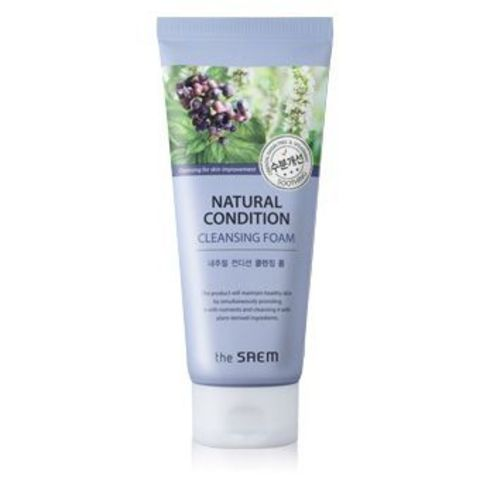 Natural Condition Cleansing Foam [Soothing]