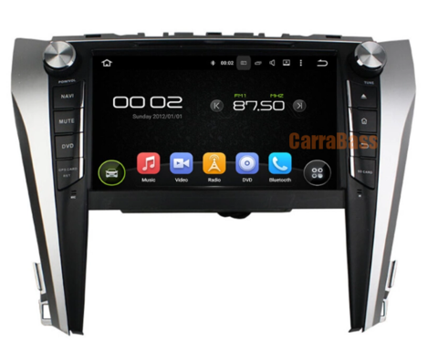 Штатная магнитола  CB -9100PX 5  4/32 Toyota Camry (V55 2015+  )Android 8.1