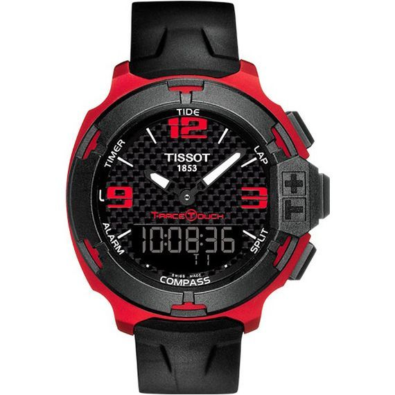 TISSOT Touch Collection T-Race Touch  T.081.420.17.017.01