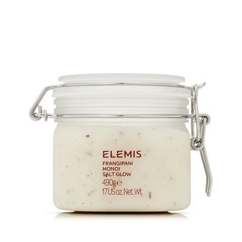 ELEMIS Экзотик солевой пилинг для тела Франжипани-Монои