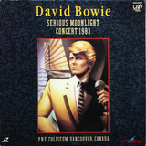 David Bowie / Serious Moonlight Concert 1983 (LD)
