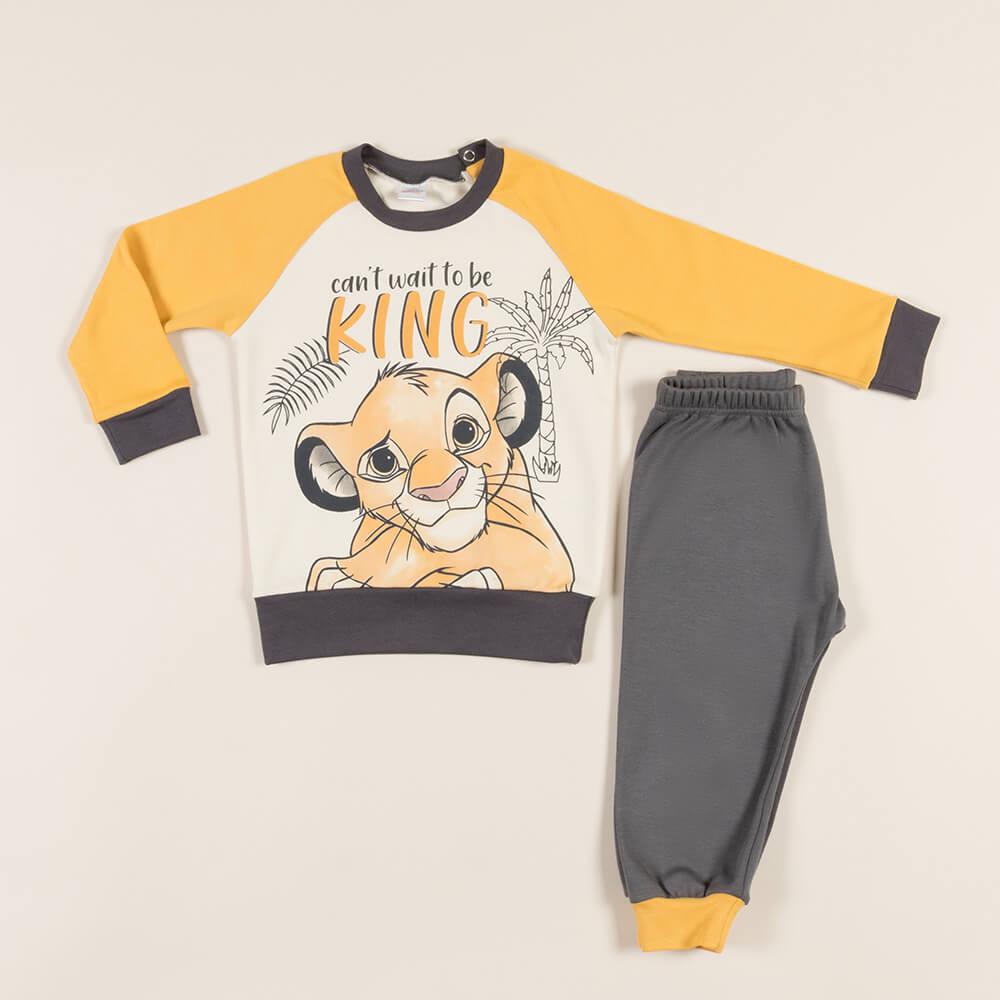 Пижама детская Disney E20K-95P101