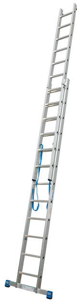 Двухсекционная универсальная лестница STABILO 2х12