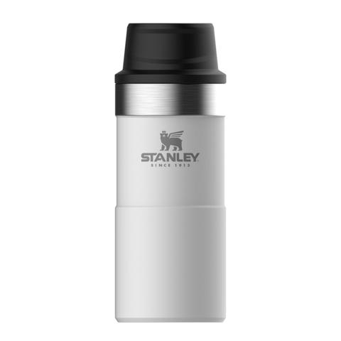Термокружка Stanley Classic One hand 2.0 (0,35 литра), белая