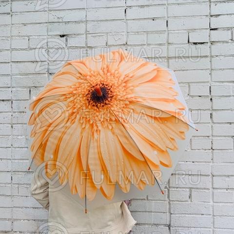 Зонт-трость детский полуавтоматический