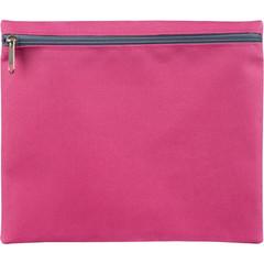 Папка-конверт Attache Fantasy на молнии А5 розовая 0,15 мм