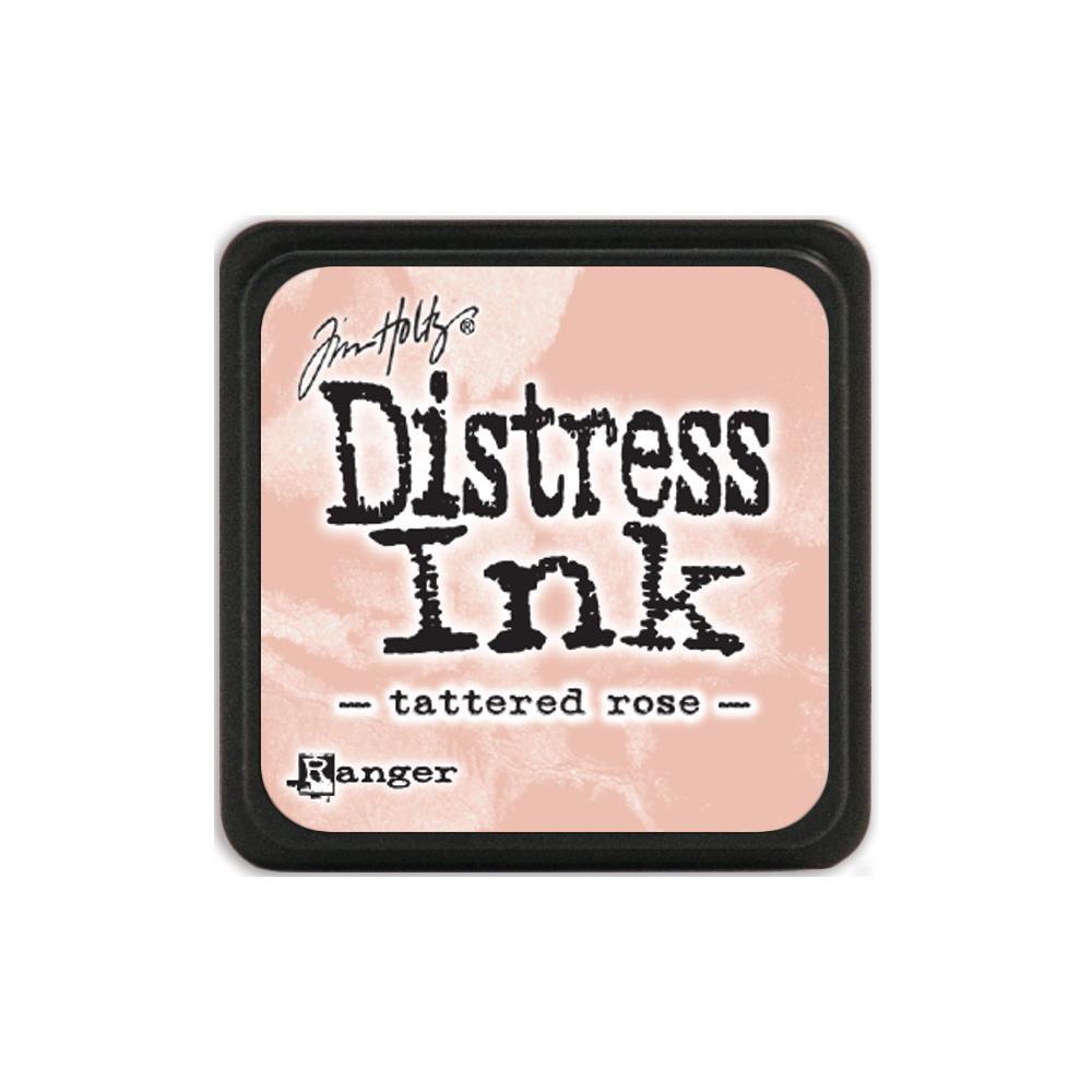 Подушечка Distress Ink Ranger - Tattered rose