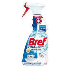 Средство для сантехники Bref Total антибактериальный, 500 мл