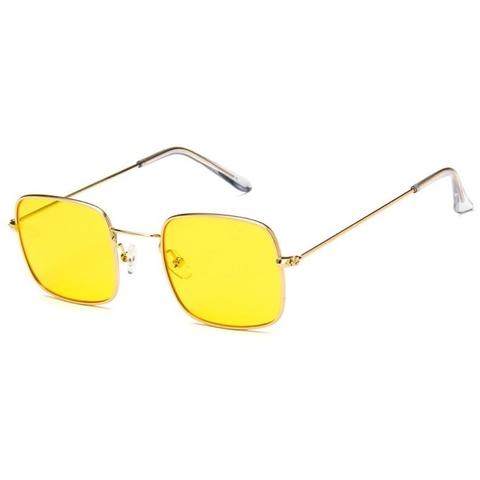 Солнцезащитные очки 3546002s Желтый