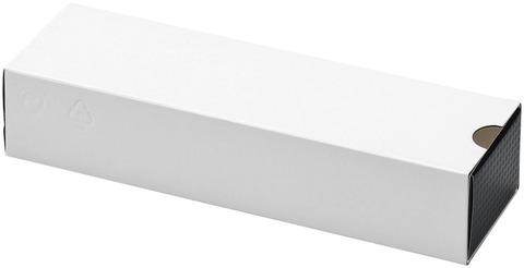 Ручка-роллер Parker IM Metal, T223, цвет: Brushed Metal GT, стержень: Fblack123