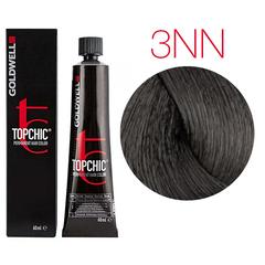 Goldwell Topchic 3NN (темно-коричневый - экстра) - Cтойкая крем краска