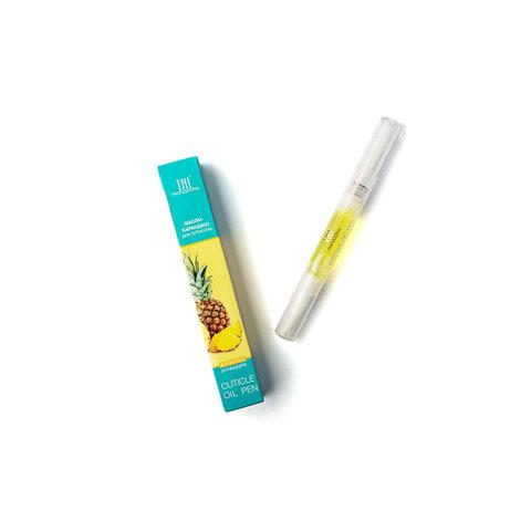 Масло-карандаш для кутикулы TNL (ананас) 5 мл.