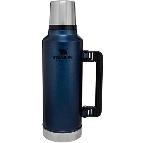 Термос Stanley The Legendary Classic Bottle (10-07934-039) 1.9л. синий