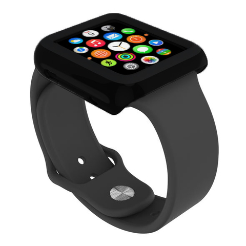 Чехол Apple watch 40mm /matte black/