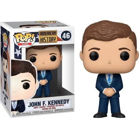 John F. Kennedy (American History) Funko Pop! Vinyl Figure || Джон Ф. Кеннеди