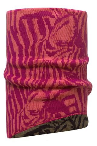 Шарф-труба-воротник Buff Varsity Crush Fuchsia Red