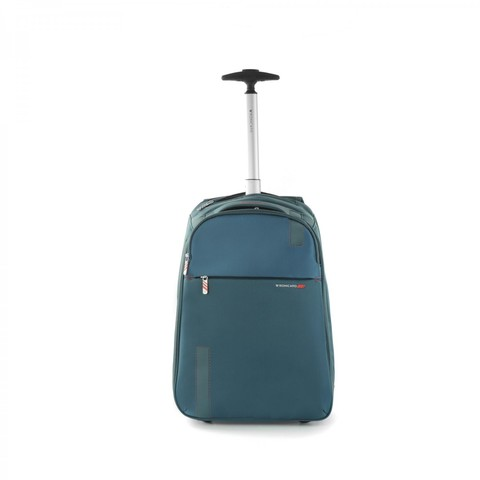 Рюкзак/чемодан Roncato Speed SMALL CABIN BACKPACK Blue