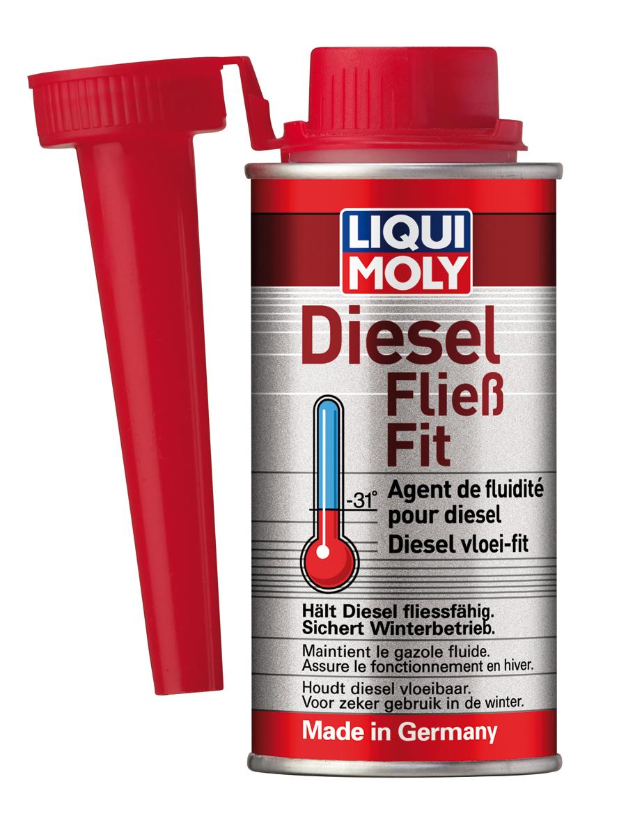 Liqui Moly Diesel Fliess Fit (250мл) Дизельный антигель (до -31C)