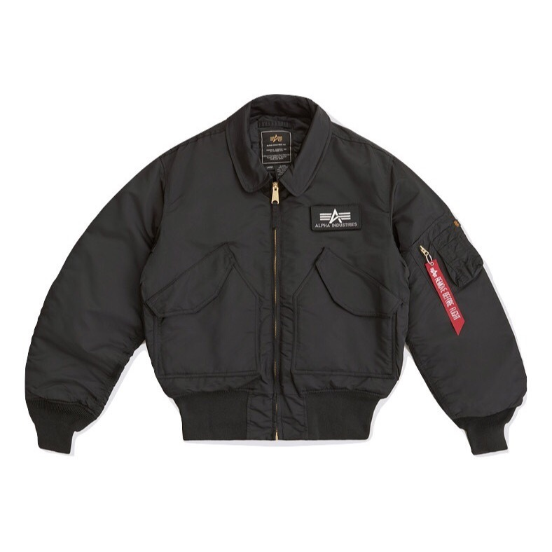 Куртка Alpha Industries CWU 45/P Black