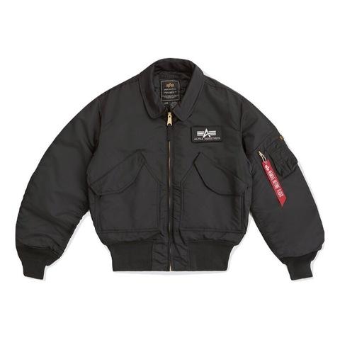 Куртка Alpha Industries CWU 45/P Black