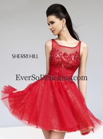 Sherri Hill 21200