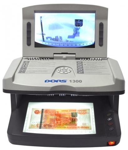 Детектор валют DORS 1300 M2