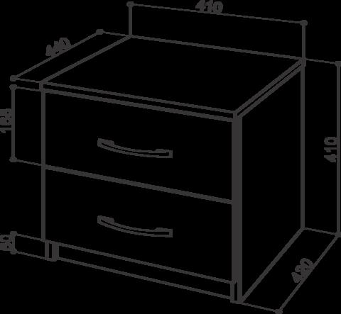 Тумба Промтекс-Ориент Tikki Renli 1
