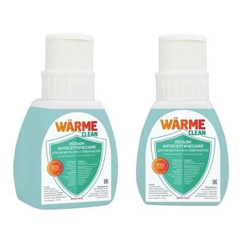 Лосьон антибактериальный WARME Clean