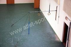 Перекладина гимнастическая пристеночная ATLET-M