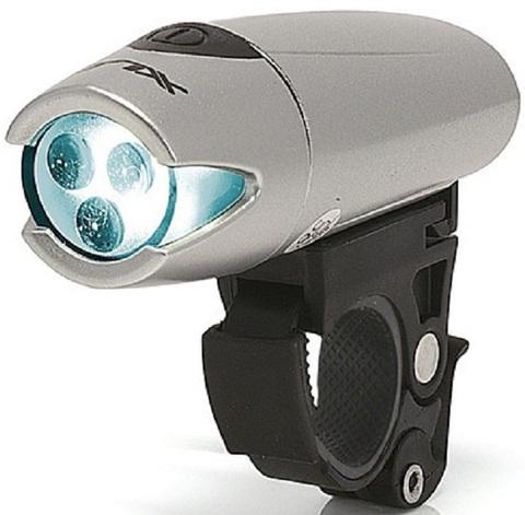 Картинка фонарь велосипедный XLC Передний Triton CL-F03