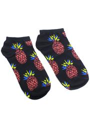 Короткие носки Ананас