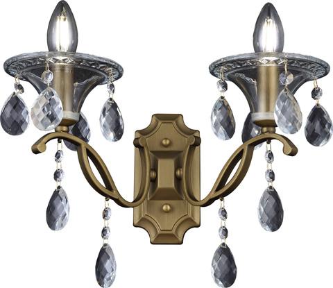 INL-1107W-02 Golden Brass