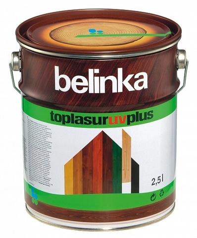 Belinka Toplasur UV Plus Бесцветное лазурное покрытие